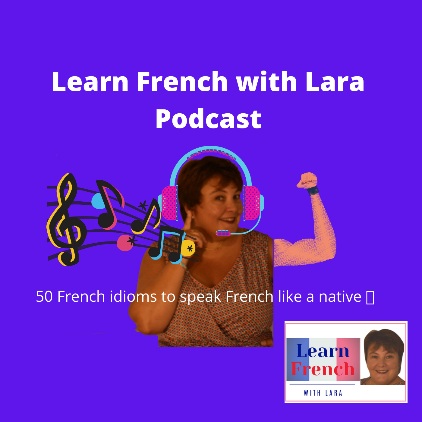 Learn French with Lara